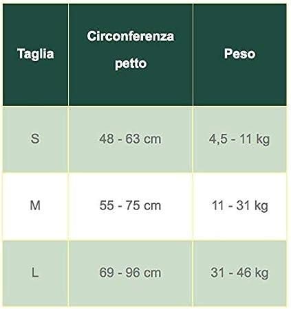 Ortocanis Soporte de Cadera - 55-75 cm (Talla M): Amazon.es ...