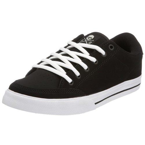 C1Rca - Lopez 50 Mainline Mens Shoe In Black/Black/White Black/Black/White