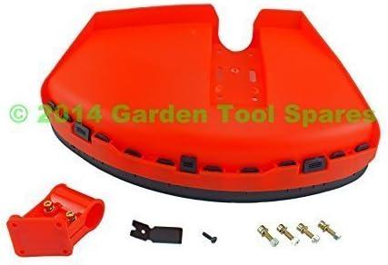 protector universal de plástico 28mm para varios cortacéspedes y ...