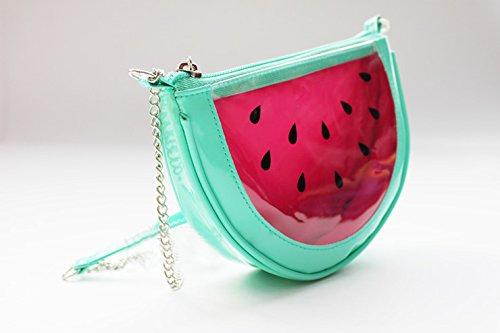 Zarapack - Borsa a tracolla donna Watermelon Small