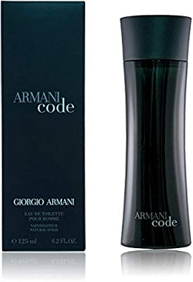 armani code 125ml