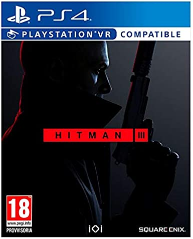 Comprar Hitman III - PS4