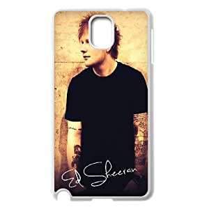 Unique Design -ZE-MIN PHONE CASE For Samsung Galaxy NOTE3 Case Cover -Famous Singer Ed Sheeran Pattern 18