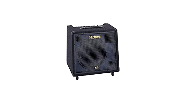 Amazon.com: Roland KC-550 | 4 Channel 180 Watt Stereo Mixing Keyboard Amplifier Speaker: Musical Instruments