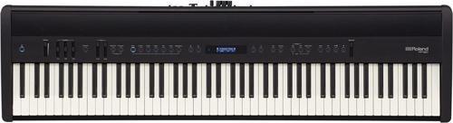 Roland FP-60 Digital Piano (Black)