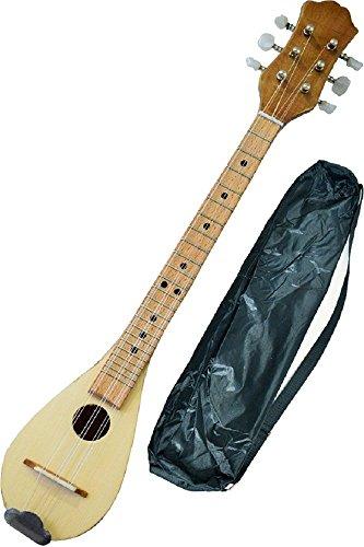 Baglama Baglamas Greek Traditional Music Instrument Handmade Small Bouzouki M0064 by Handmade