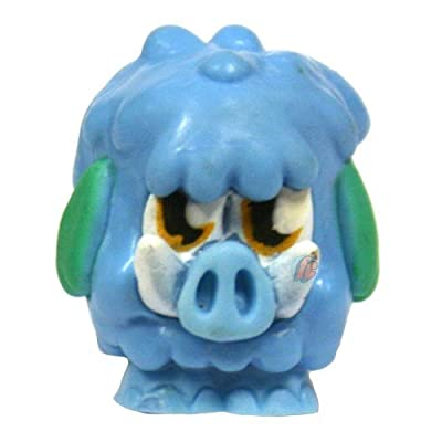 Moshi Monsters Series 4 - Woolly M58 Moshling Figure from Vivid