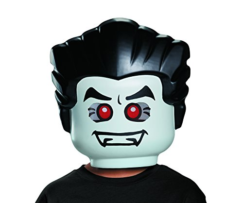 LEGO Vampire Mask, One Size (Very Scary Halloween Games Online)