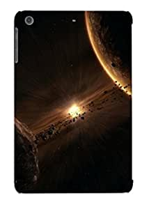 Exultantor Design High Quality Cosmic Explosion Cover Case With Ellent Style For Ipad Mini/mini 2(nice Gift For Christmas)