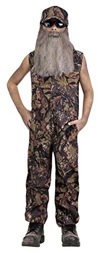 Duck Hunter Costume -