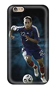 Anti-scratch And Shatterproof Frank Ribery Phone Case For Iphone 6/ High Quality Tpu Case