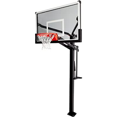 90179-p Lifetime Mammoth In-Ground Basketball System