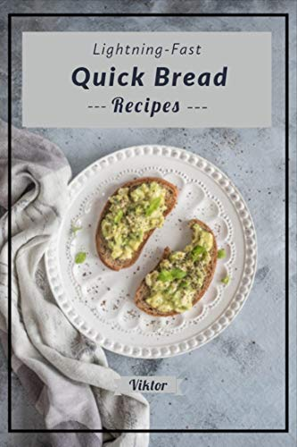 Lightning-Fast Quick Bread Recipes: Simply meaning breads leavened with baking powder and/or baking soda instead of yeast, these recipes include our favorite muffins, cornbread, biscuits and more. by Viktor