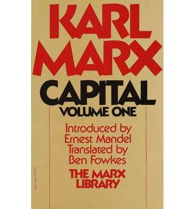 das kapital volume 1 - 6