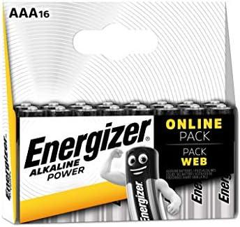 Energizer Batterien Aaa Alkaline Power 16 Stück Elektronik