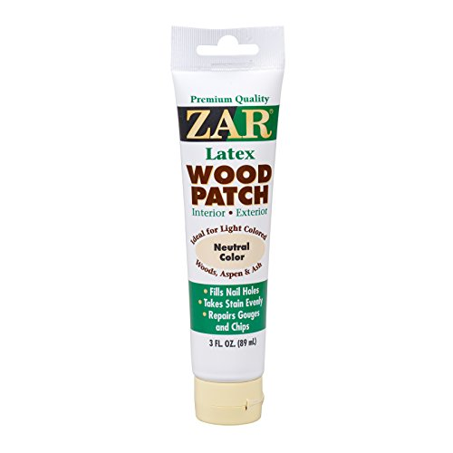 Zar 30941 Neutral Wood Patch, 3-Ounce