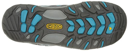 Keen Oakridge WP, Zapatos de Low Rise Senderismo Para Mujer Raven/Seaport