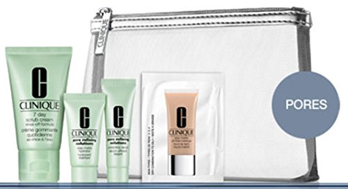 Clinique Pore Refining Solutions Try-on Kit (Clinique Pore Minimizer)