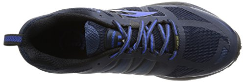 Brooks Herren Cascadia 11 GTX Kleid Blues / Electric Brooks Blau / Schwarz