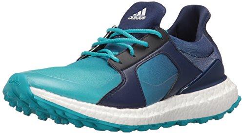 adidas Womens W Climacross Boost Eneblu Golf Shoe
