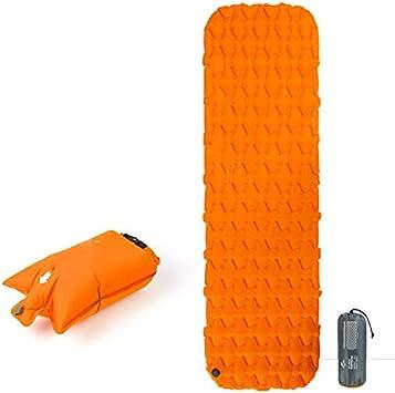 Colchón hinchable ultraligero portátil para cama individual ...