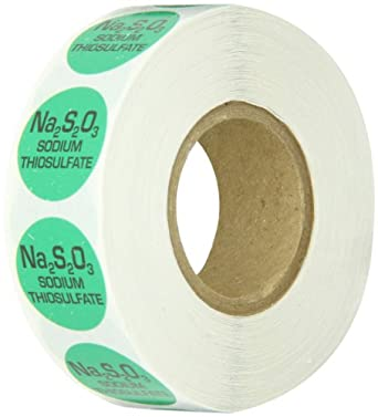 I-Chem Label, Sodium Thiosulfate (Case of 1000)