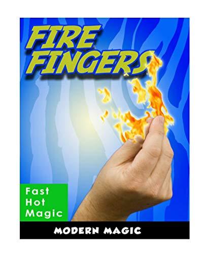 Fire Fingers, Electronic by Modern ()