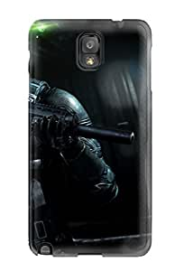 New Style Case Cover CRTUPeD7933werKn Splinter Cell Blacklist Compatible With Galaxy Note 3 Protection Case
