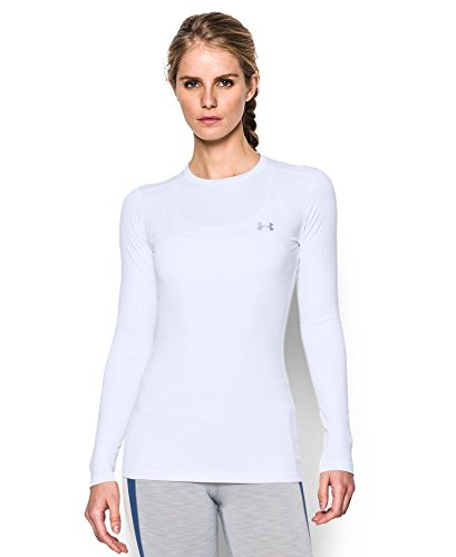 Under Armour Women's ColdGear Authentic Crew
