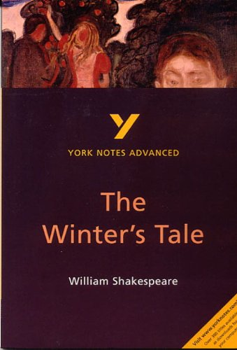 The Winter's Tale (2nd Edition) (York Notes Advanced)