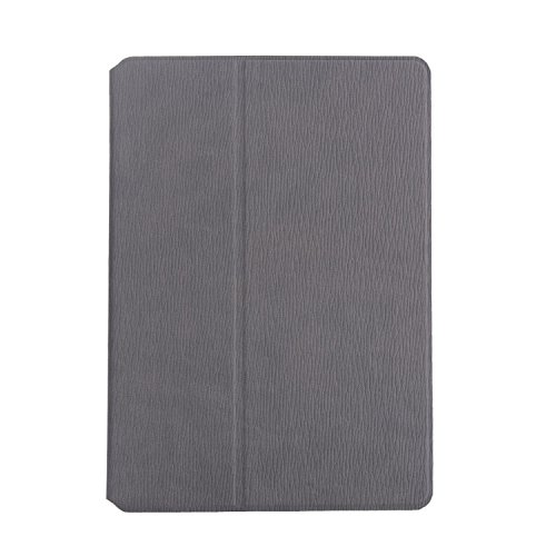 inShang 9.7 inch iPad (2017) Fundas soporte y carcasa para Apple 9.7 inch iPad (2017) ( , smart cover PU Funda ,art style Grey