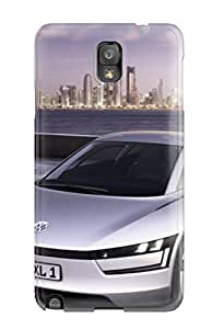 Awesome Design 2011 Volkswagen Concept Car Wide Hard Case Cover For Galaxy Note 3