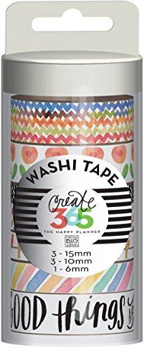 me & my BIG ideas Washi Tape Tube, Good Things ()