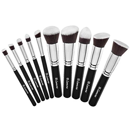 Lamora Travel Makeup Brush Set