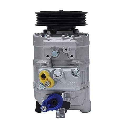 HarveyRudol85 Compresor del aire acondicionado Para Jetta Passat 06-13 A3 2.0L: Amazon.es: Coche y moto