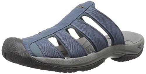 KEEN Men's Midnight Navy/Black, ARUBA II Sandals 15 D(M) US