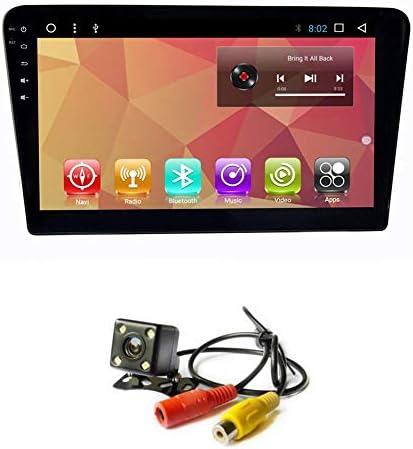 Android 7.1車ラジオ GPS ナビ用Volkswagen VW Bora2013-2015 車マルチメディアプレーヤーステレオオーディオヘッドユニット無線 lan BT マップミラーリンクナビゲーション (Android 8.0 T8 2/32GのVWBora 13-15)