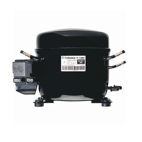 Tecumseh AEA4430YXA Replacement Refrigeration Compressor R-134A 1/4 HP (Embraco Compressor)