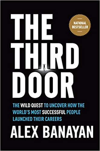 The The Third Door by Alex Banayan travel product recommended by Brigitte Kozena on Lifney.