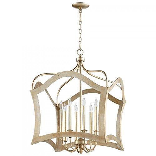 Cyan Design Milan Eight Light Pendant Chandeliers & Pendants