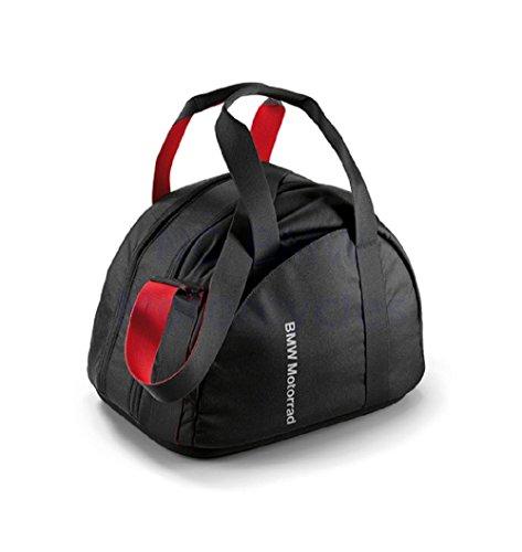 BMW Genuine Motorcycle Helmet Bag Black All Size ()