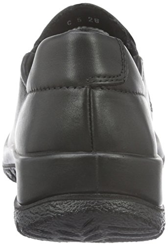 schwarz Legero 800568 SOFTSHOE Noir 01 Chaussons Femme SqFqvxnw1T