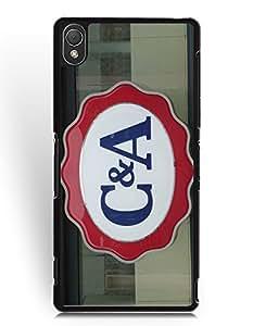 Brand Logo Sony Xperia Z3 Funda Case, C&A Brand Logo Sony Xperia Z3 Funda Case, Shockproof Funda Case