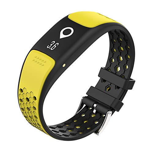 FEDBNET Smart Activity Tracker with Wrist-Based Heart Rate and Fitness Monitoring Tools GPS Waterproof ip68 Swimming Sport Smart Bracelet Watch Fitness Tracker Wristband pulseira inteligente Band