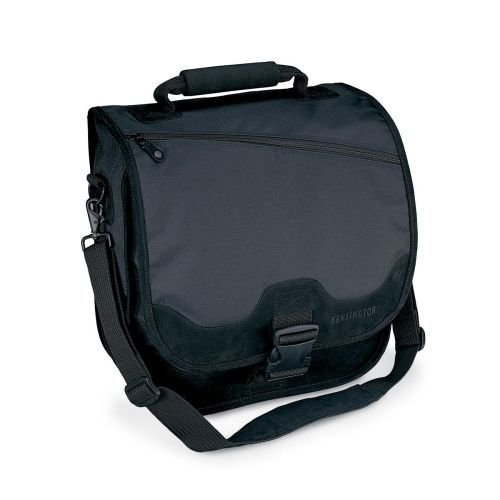 SaddleBag Laptop Carrying Case, 14-1/4 x 6-1/2 x 16-1/2, Black