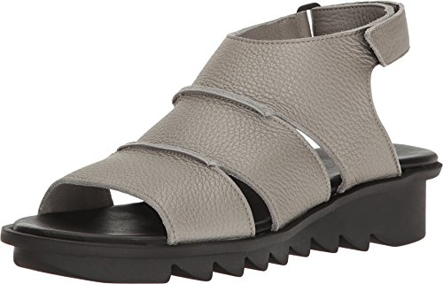 Arche Womens Shoes (Arche Women's Ikhana Zinc/Noir Fast Metal Shoe)