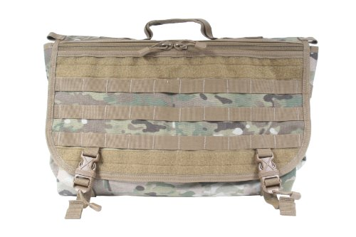 Spec-Ops Brand T.H.E. Messenger Bag - X-Large (Multicam) by Spec.-Ops. Brand