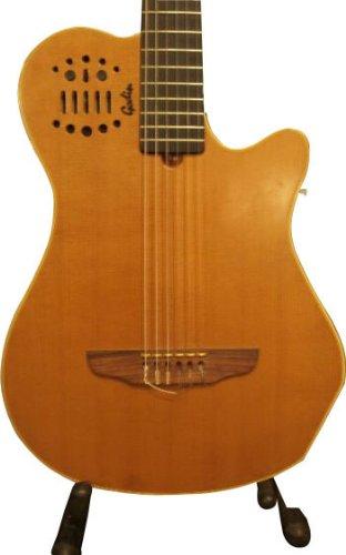 Godin Multi Oud serie 036493 10-strings hollow-body nailon fretted ...