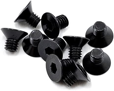 uxcell Control Horn with Clips and Screw 19x17mm Plastic Horns with 4 Holes 1.4mm for RC Airplane Parts White 10 Sets