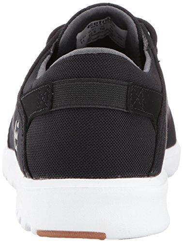 Basses Black Homme Sneakers Gum Scout Black Charcoal Etnies AqExUU